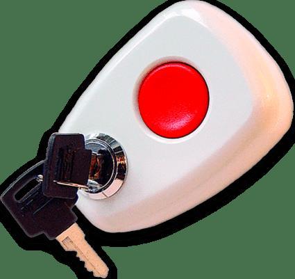 Кнопка тревожной сигнализации - установка, монтаж и обслуживание в охранной фирме