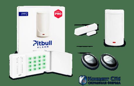 Профессиональная беспроводная GSM система охраны ELDES PITBULL ALARM PRO